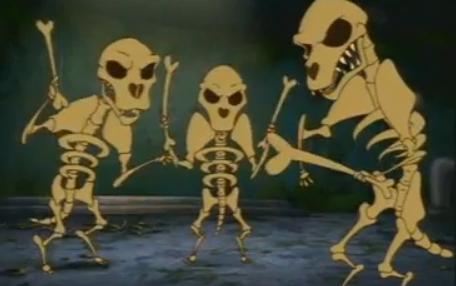Dog Skeletons