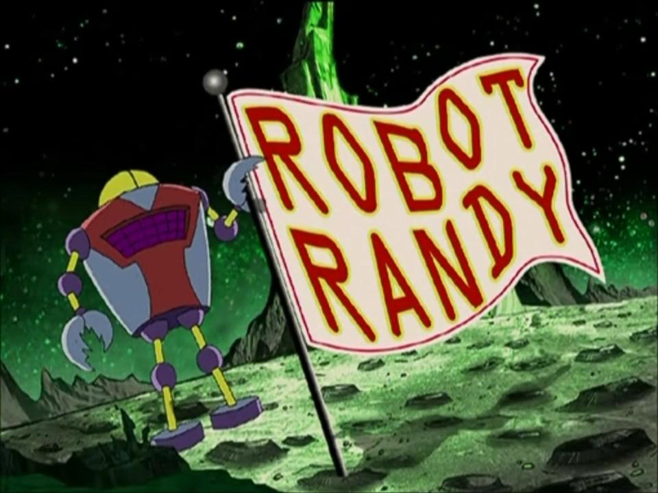 Robot Randy (episode)