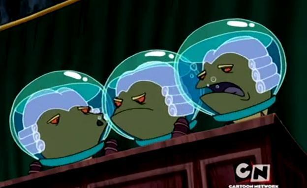 Sea Judges