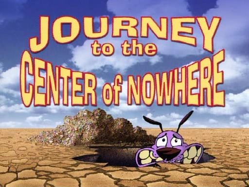 Journey to the Center of Nowhere