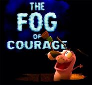 Titlecard - The Fog of Courage (alternate)