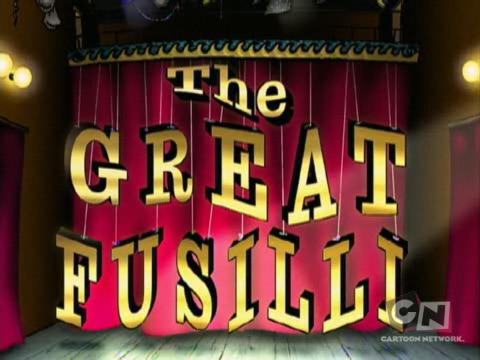 The Great Fusilli