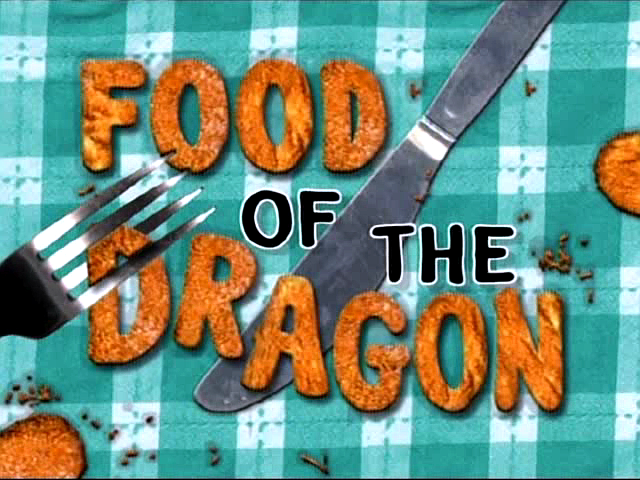 Food of the Dragon