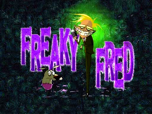 Freaky Fred (episode)