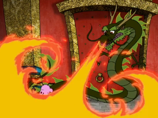 Asian Lung Dragon