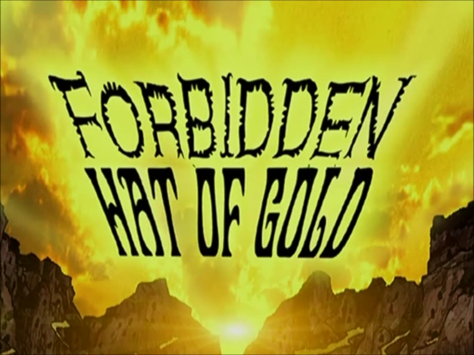 Forbidden Hat of Gold
