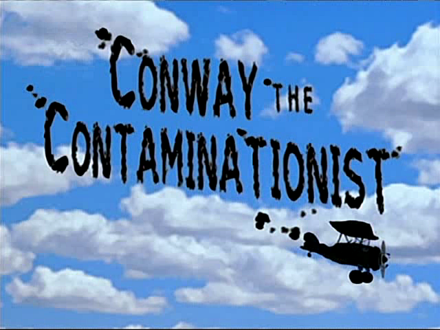 Conway the Contaminationist