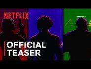 """Cowboy Bebop - Official Teaser """"Lost Session"""" - Netflix"""