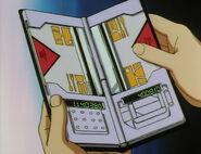 Card money transfer