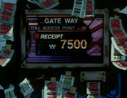 Astral Gate toll booth screen