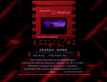 Deep Space search screen