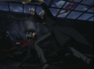 Spike kills Vicious