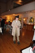 Steampunk Christmas Party 001