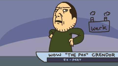 Cox N' Crendor in the Morning: Episode 7