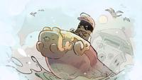 Captain Billweather Snout comic 1