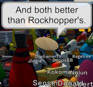 SenseiRockhopperDiss