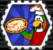 PizzaChefStamp