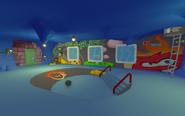 Puffle Party 2021 Underground Pool 1