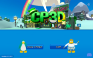 St. Patrick's Day Party 2021 Login Screen