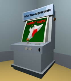 Astro Barrier arcade cabinet CP3D.png