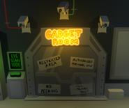 GadgetRoom Entrance