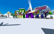 Puffle Party 2021 Town