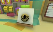 SpiderPinLocation