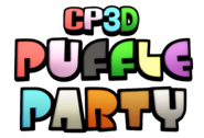 Puffle Party 2021 Logo