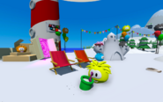 Puffle Party 2021 Beach