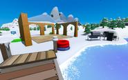 Winter Fiesta 2021 Dock