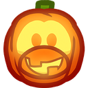EmoticonPumpkin