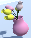 Beans FlowerPot