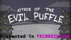 Attack of the Evil Puffle - Teaser