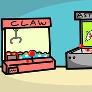 Arcade Background