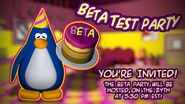 Beta Test Party