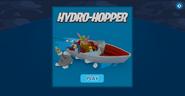 Hydro Hopper Preview Halloween 2020