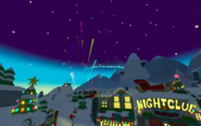 New Years' 2021 Town