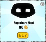 Mask2penguinstyle