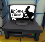 Easter-egg tv-stand-game-and-watch