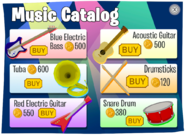 MusicCatalog