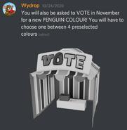 Color Vote 2020 Announcement