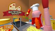 Pizzatron Preview Shrimp