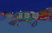 Puffle Party 2021 Underground Pool 2