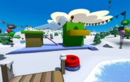 Puffle Party 2021 Dock