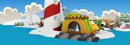 CP3D Winter Fiesta 2021 Homescreen