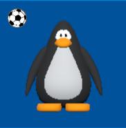 FootballBallPinPlayerCard