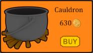 Cauldron better igloos