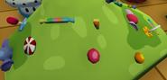 Easter-egg candy-pill-portal
