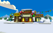 Puffle Party 2021 Plaza