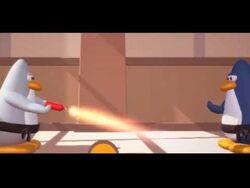 Club Penguin 3D- Card-Jitsu Trailer